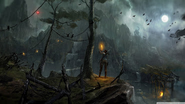 #18 Tomb Raider Wallpaper
