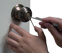 Lock picking Spokane locksmith
