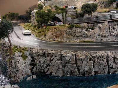 pista Slot Car - Targa Florio SSD Track - Bill