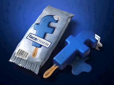 Facebook Icecream Wallpaper