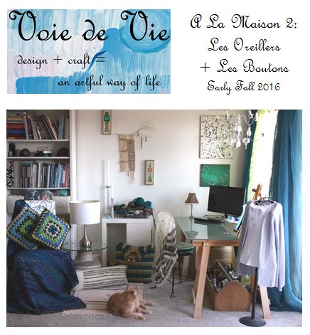 A La Maison 2: Les Oreillers  + Les Boutons Early Fall 2016
