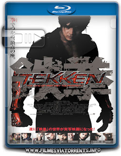 Tekken Torrent - BluRay Rip 720p | 1080p Dublado