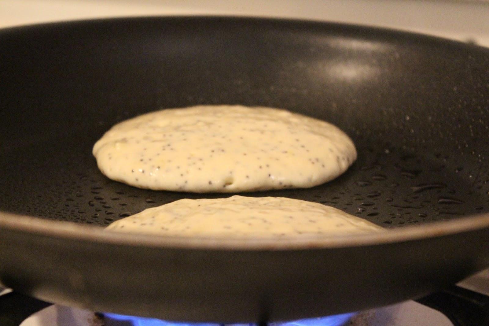 Lemon Poppy Seed Yogurt Pancakes Two Peas Their Pod ...