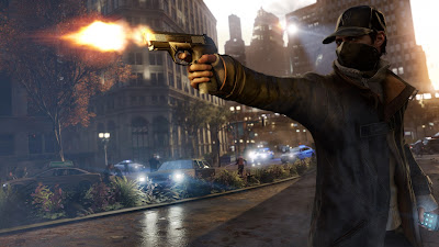 New Watch Dogs Screenshot from Ubisoft