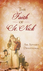The Faith of St. Nick: An Advent Devotional by Ann Nichols (A Gift Book from Barbour Publishing)