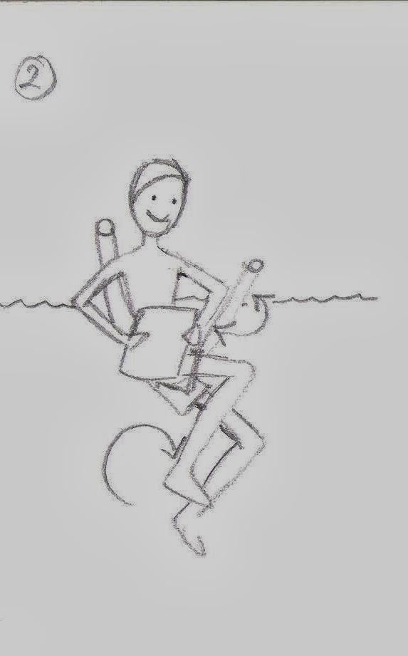 Mis clases de nataci n terap utica ejercicios para for Ejercicios espalda piscina