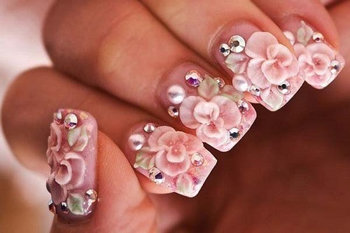 Favorite prom nail designs nail picture art favorite prom nail designs prinsesfo Gallery