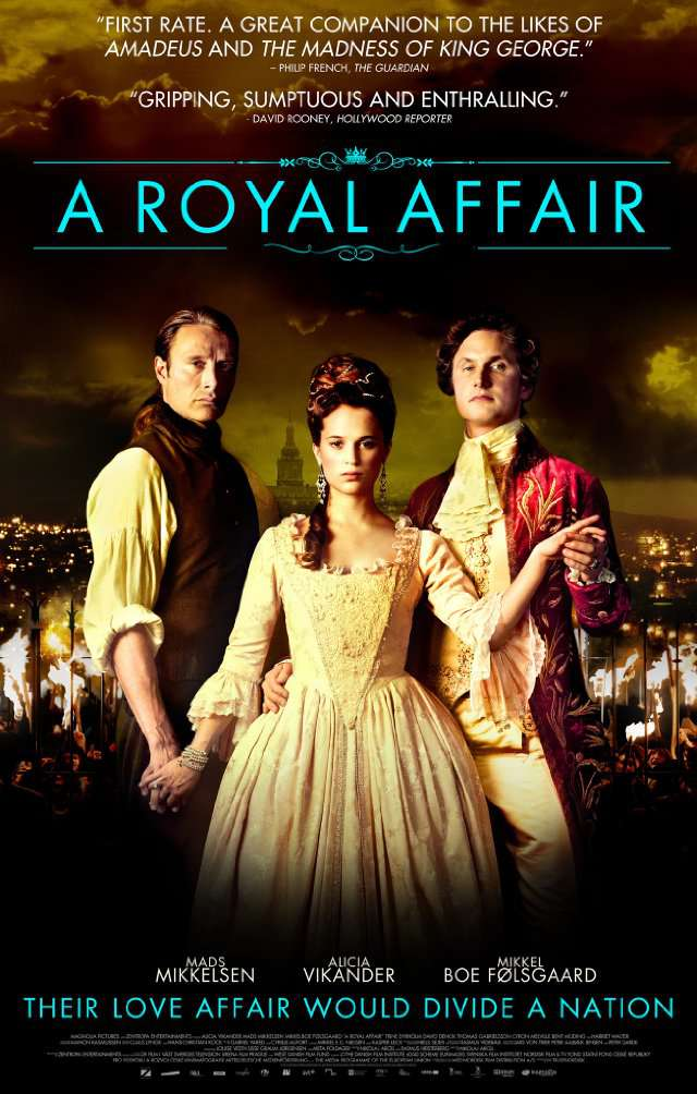 Sinopsis Film A Royal Affair Lengkap