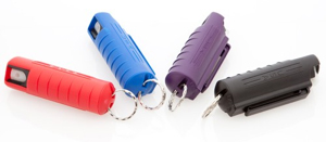 Hard case pepper spray expiration date is under the unit when you pull the key ring out.