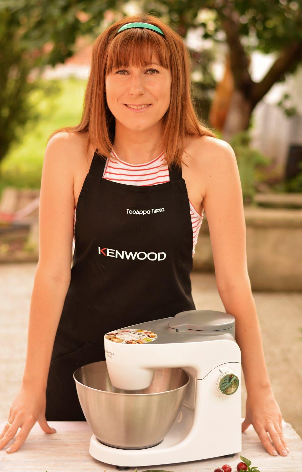 """Кулинарно вдъхновение с KENWOOD"""