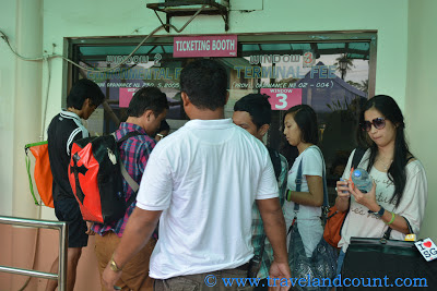 Jetty Port Ticketing Booth