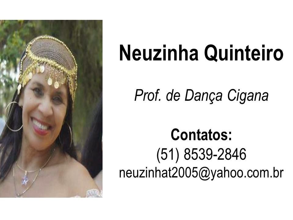 Prof. Dança Cigana
