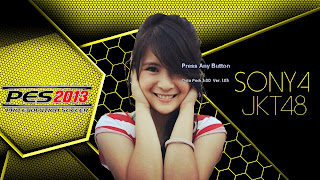 Start Screen Sonya JKT48
