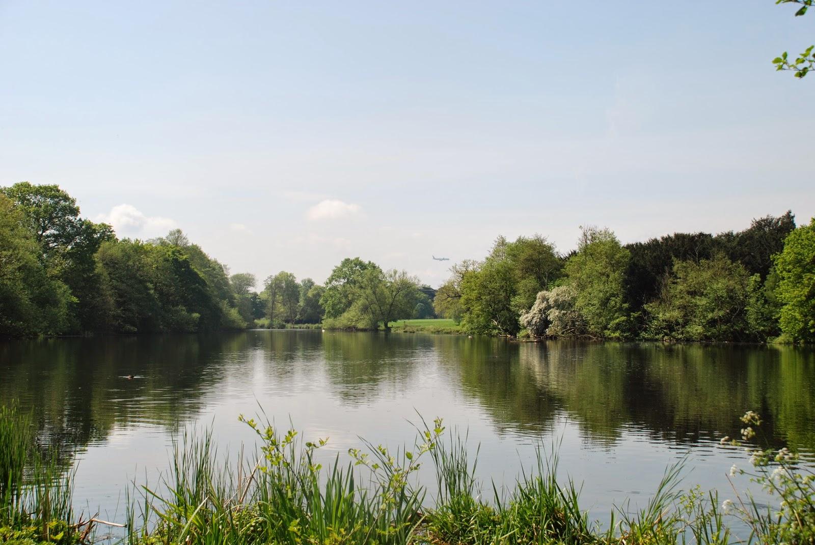 Osterley Park, West London