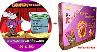 Game cashflow Tiếng Việt