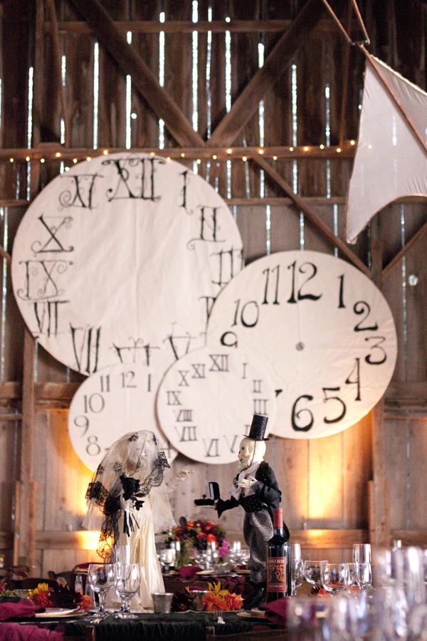 What is a Steampunk Wedding how decorate steampunk wedding