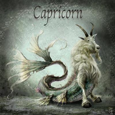 Bestia Mitologica - capricornio