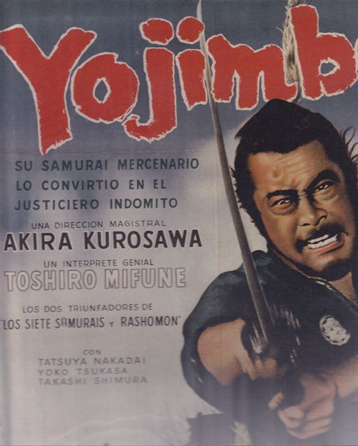 Vệ Sĩ - Yojimbo