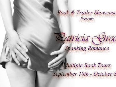 Tour: Patricia Green, Spanking Romance (Guest Post/Giveaway)