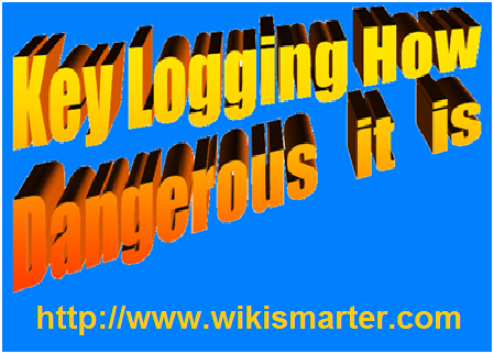 Keylogging, Keystroke logging –How it Works, How to Detect it and Safety Measures
