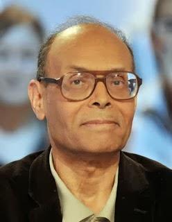 Marzouki ne céderai la présidence de la République qu'à un président élu