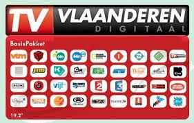 Instalação parabolica TV Vlaanderen