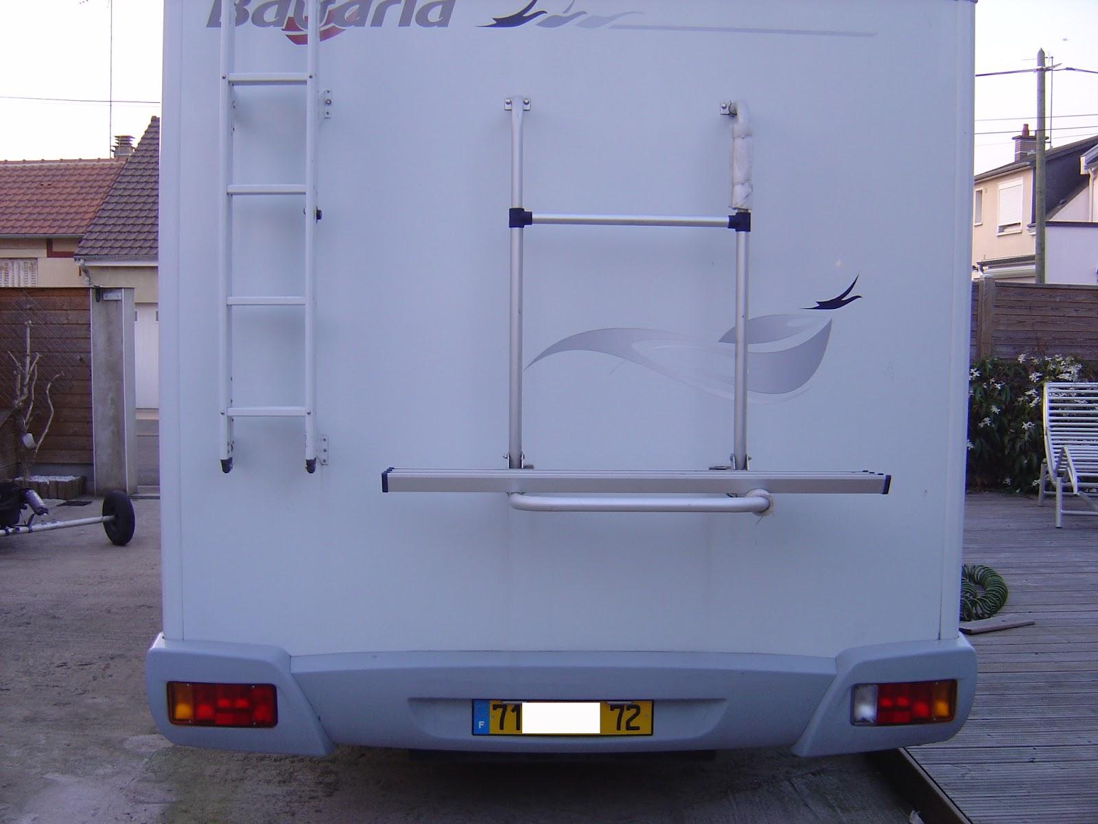 Camping car Bavaria R69