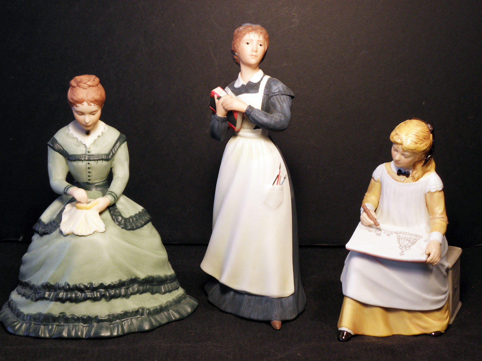 Vintage Goodness 10 Featured Collectible Louisa May