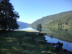 Lago Vidal Gormaz