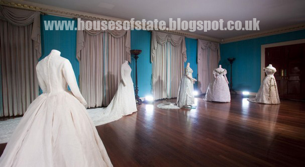 Kensington Palace Royal Wedding Dresses Book : Kensington palace part of apartment a at