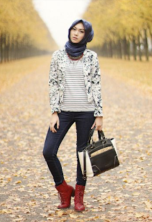 Style Busana Muslim Casual 2016
