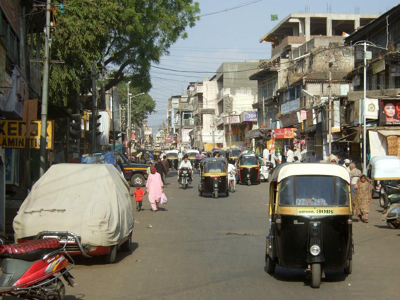 Bazar inAurangabad India