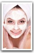 soin du visage yaourt