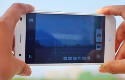 ZTE Blade S6 Ponsel Android Yang Mirip Dengan Iphone