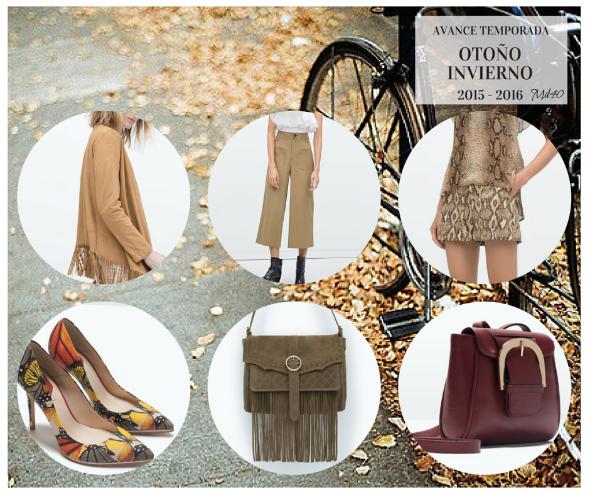avance temporada moda otono invierno 2015 2016 ante flecos