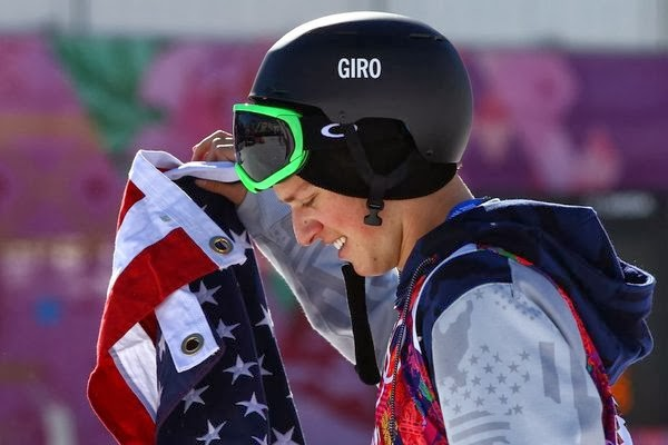 Ολυμπιονίκης στο Sochi αφιέρωσε το Χρυσό του Μετάλλιο στον πατέρα του