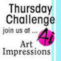 Art Impressions Challenges