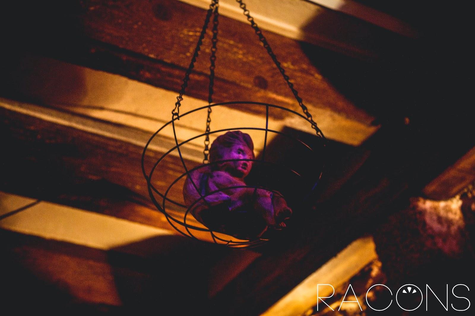 decoració sostre angel el cercle girona cultura begudes