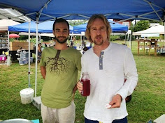 Owen Wilson at the RAD Farmers Market