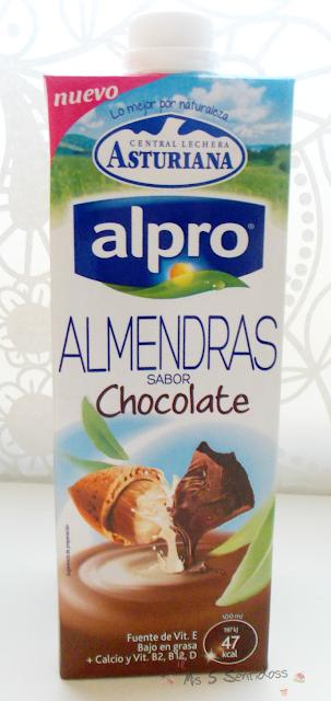 Central lechera asturiana, Alpro almendras