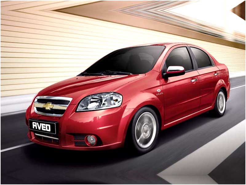 Latest Car Model Pictures  2009 Chevrolet Aveo Pictures  2005 Chevrolet Aveo Car Pictures