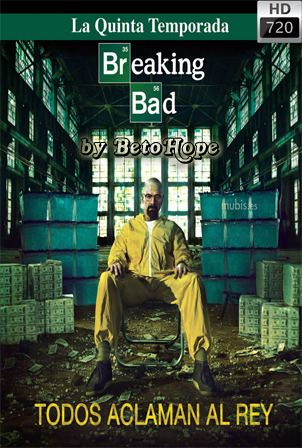 Breaking Bad Temporada 5 [720p] [Latino-Ingles] [MEGA]