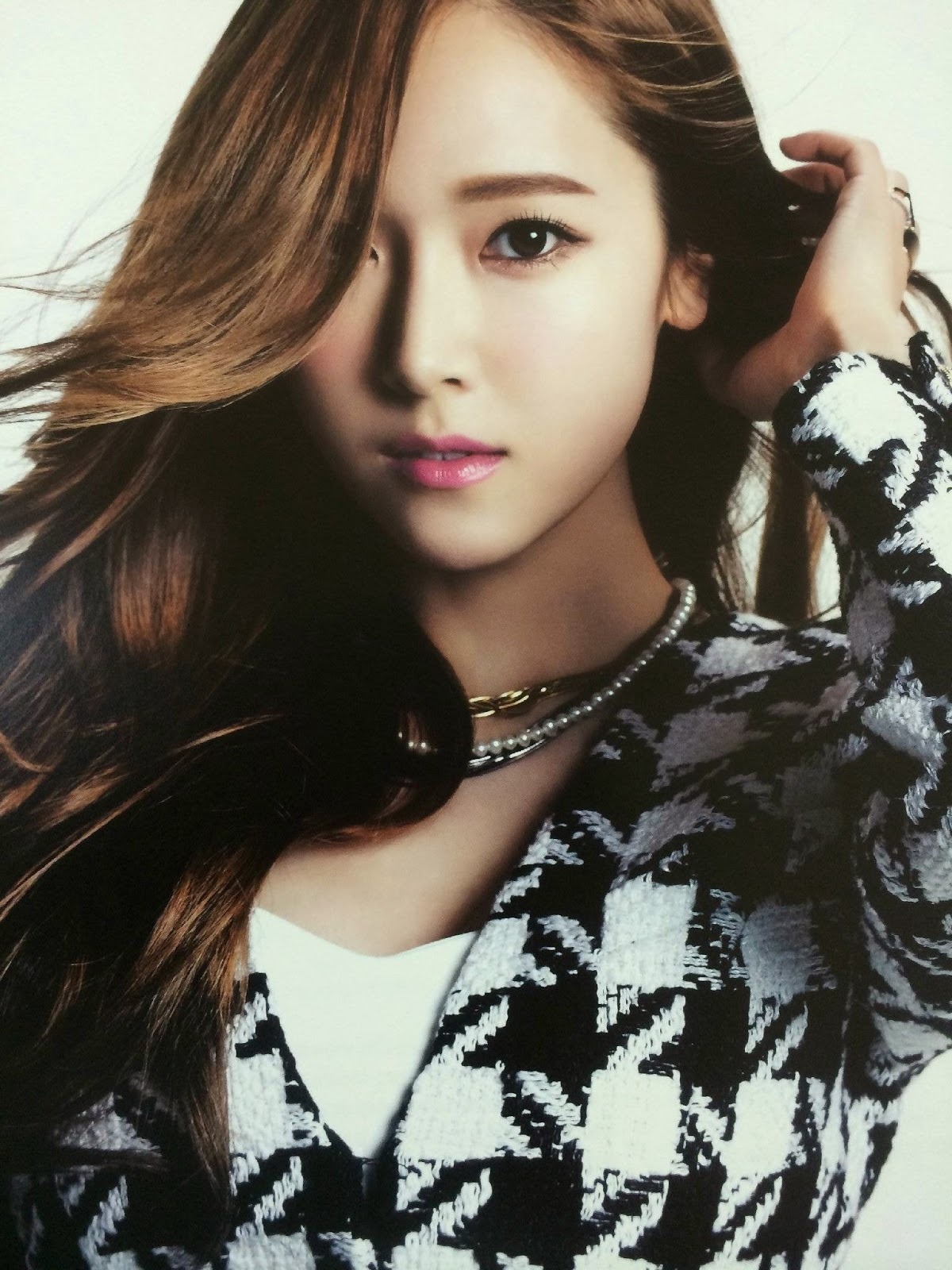 SNSD Jessica (제시카; ジェシカ) Girls Generation The Best Scan Photos 7