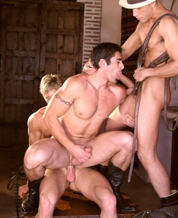 Hombres Gay Teniendo Seo Con