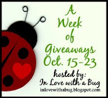 Check out Melanie's Giveaway Week