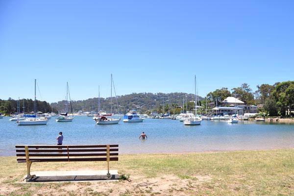 Winnererremy Bay park