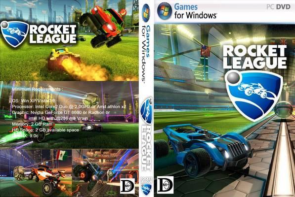 تحميل لعبة Rocket League برابط واحد مباشر
