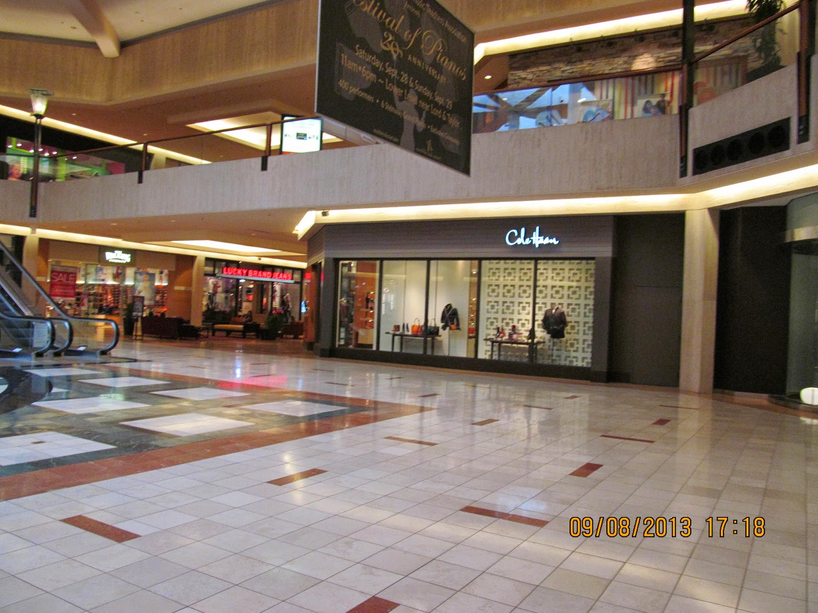 """Shopping in Northbrook, IL"" Northbrook Court is a large shopping mall in Northbrook, Illinois. The mall has a collection of stores serving the North Shore suburbs of Chicago."