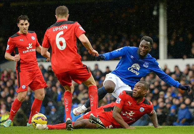Damla: Everton 2-2 Leicester City - All Goals & Highlights HD 22/02/2015