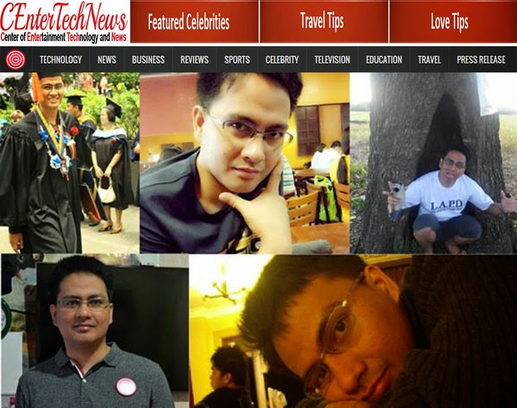 'CenterTechNews' Blogger Dies of Intracerebral Hemorrhage